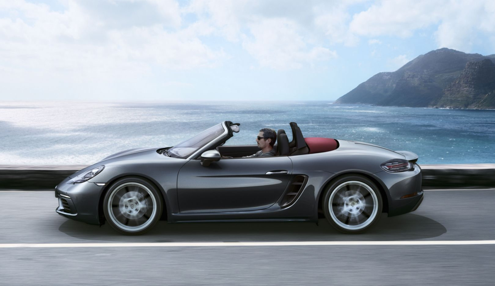 982 generation: model years 2016–today. Twenty years after the first Boxster's début, Porsche is relaunching the roadster: the new model generation is called the 718 and is a nod to the 718 mid-engine sports cars from the 1950s and 1960s. The centrepiece is the newly developed four-cylinder boxer engine with turbocharging.