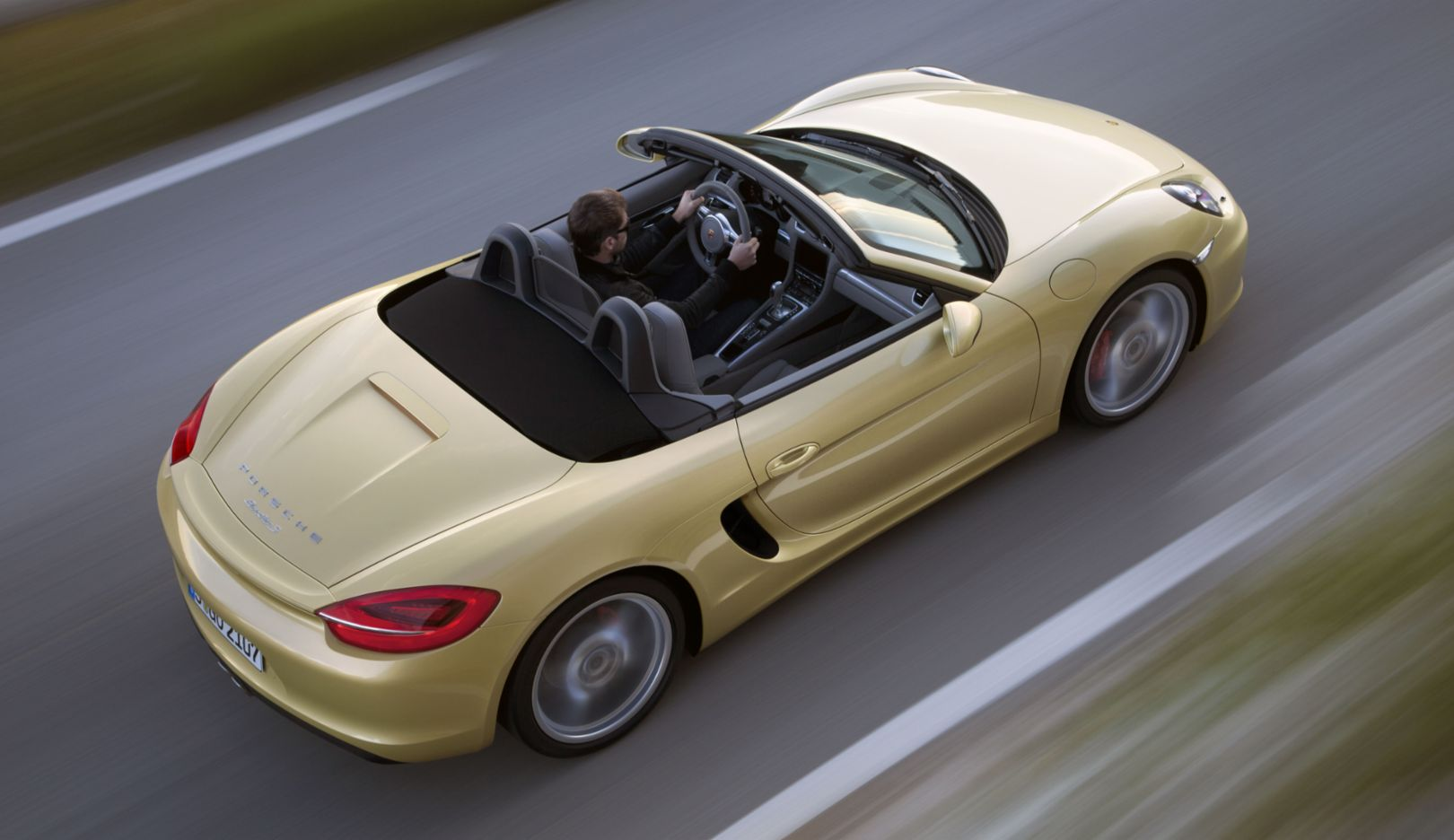 981 generation: model years 2011–2016. The design has been changed from the ground up, too. The Boxster of the 981 generation impresses with a flatter silhouette and more striking contours. The new concept offers more space for the vehicle occupants.
