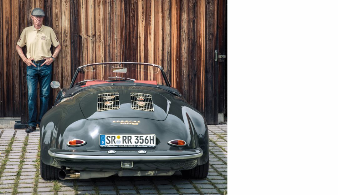 356 mit Turbo-Technik: